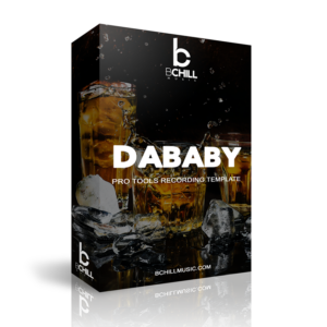 DaBaby Recording Template | Pro Tools Recording Templates | Pro Tools Mixing Templates | Pro Tools Vocal Templates