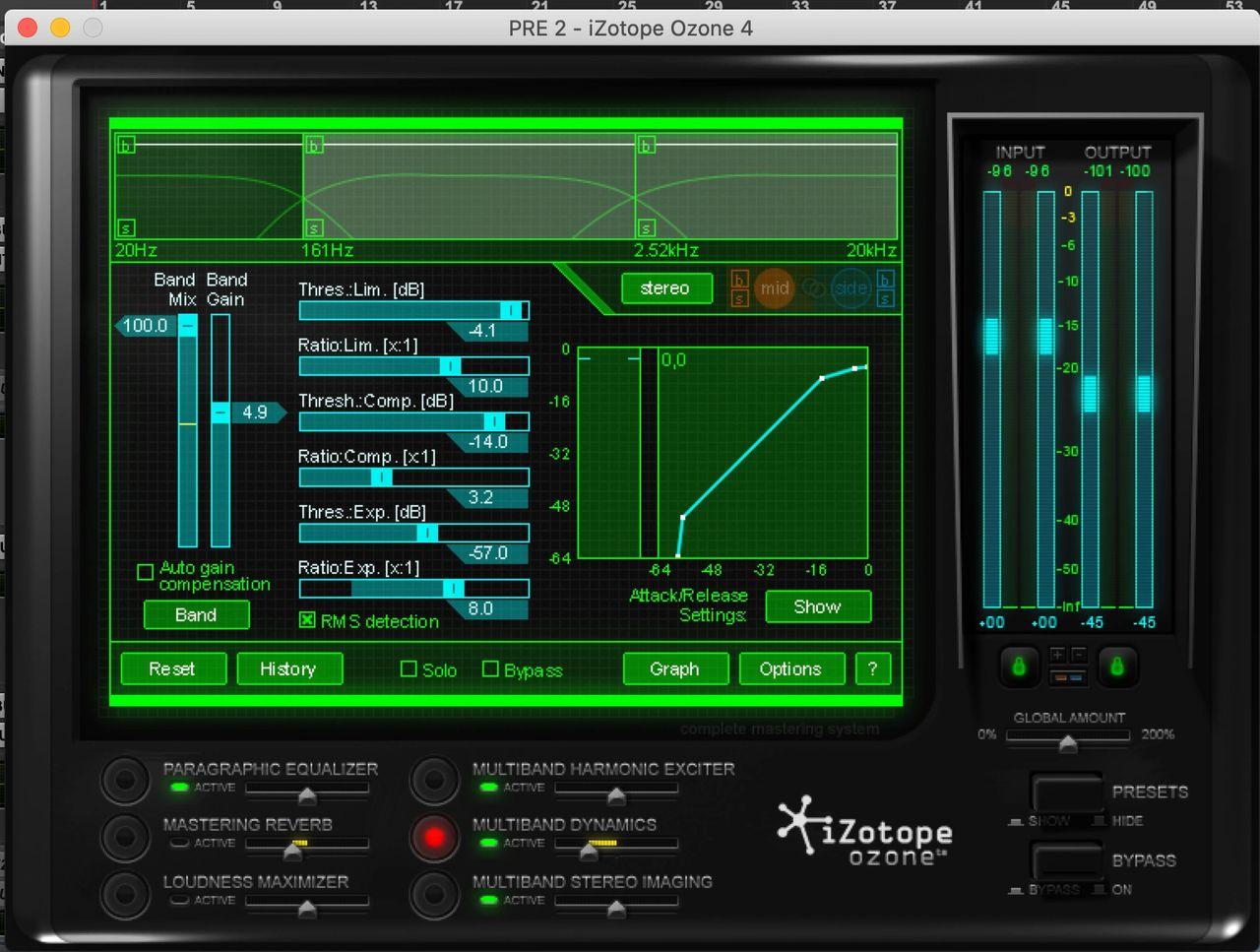 Jaycen Joshua Mix Bus Chain | Jaycen Joshua iZotope Ozone 4 Presets | Mixing and Mastering Chain | BCHILL MUSIC