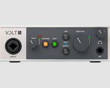 Volt 1 Universal audio recording interface