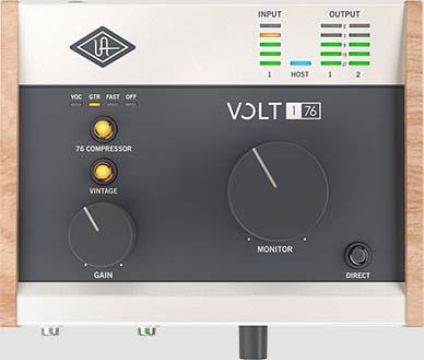 Volt 176 Universal audio recording interface