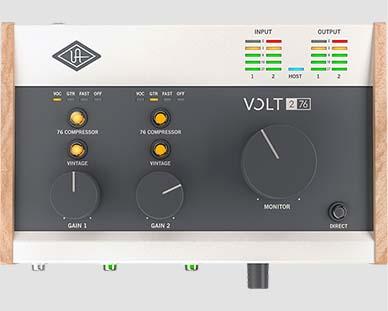 Volt 276 Universal audio recording interface