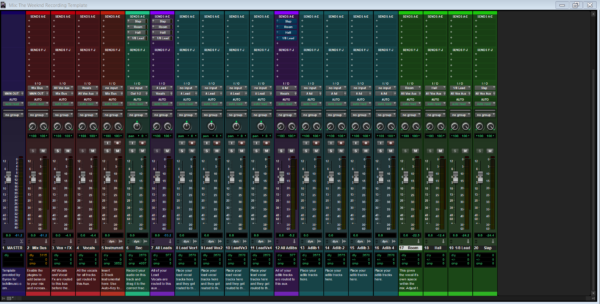 The weeknd recording template | the weeknd vocal presets | The weeknd pro tools mixing template | BCHILL MUSIC