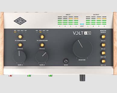 Volt 476 Universal audio recording interface